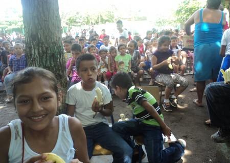 Banasa Refaccion Escolar Nutritiva